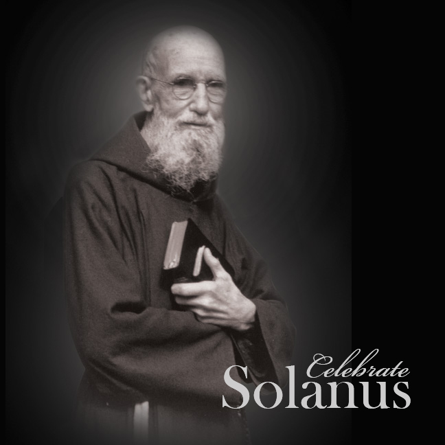 Celebrate Solanus DVD